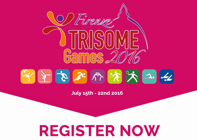Trisome Games Register now